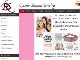 Browse Rosena Sammi Jewelry