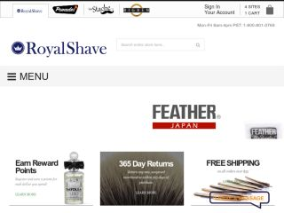 Shop at royalshave.com