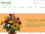 Browse Royer's Flowers And Gifts