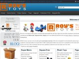 Browse Roy's Toys