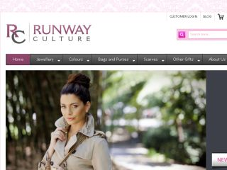 Shop at runwayculture.co.uk