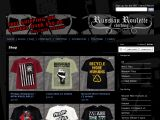 Browse Russian Roulette Clothing