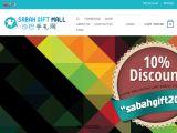 Sabahgiftmall.com Coupons