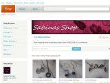 Sabinasshop.etsy.com Coupons