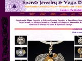 Browse Sacred Jewelry & Yoga Designs