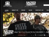Browse Sacred Stitch Clothing