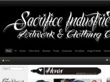 Browse Sacrifice Industries