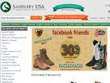 Saddleryusa.com Coupons