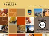 Browse Sahale Snacks