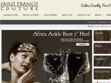 Browse Saint Francis Couture
