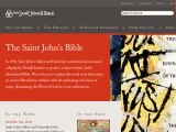 Browse The Saint John's Bible