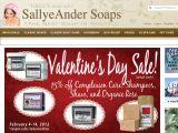 Browse Sallyeander Soaps Inc