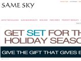 Samesky.myshopify.com Coupon Codes