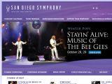 Browse San Diego Symphony