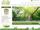 Browse Sanre Organic Skinfood