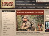 Browse Santana Outdoors