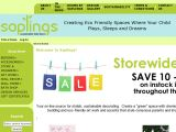 Saplings Sustainable Kids Decor Coupon Codes