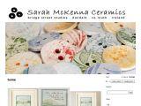 Browse Sarah Mckenna Ceramics