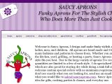 Browse Saucy Aprons