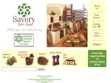 Browse Savory Spice Shop Online