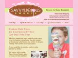 Savvycakepops.com Coupon Codes