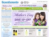 Scentiments.com Coupon Codes