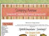 Scrappy Avenue Coupon Codes