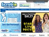 Scrubin.com Coupon Codes
