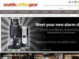 Browse Seattle Coffee Gear