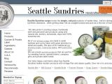 Seattlesundries.com Coupon Codes