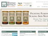 Browse Seaweed Bath Co