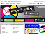 Browse Semper Fi Printing & Promotions