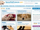 Seniorpetproducts.com Coupon Codes