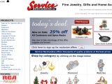Browse Service Merchandise