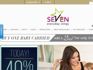 Shop at sevenslings.com