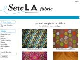 Sew-La-Fabric.com Coupon Codes