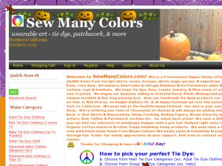 Shop at sewmanycolors.com