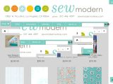 Browse Sew Modern