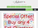 Sewsewfabrics.co.uk Coupon Codes