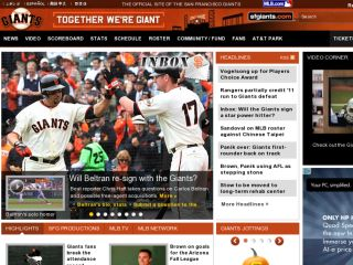 Shop at sfgiants.com