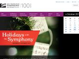 Sfsymphony.org Coupon Codes