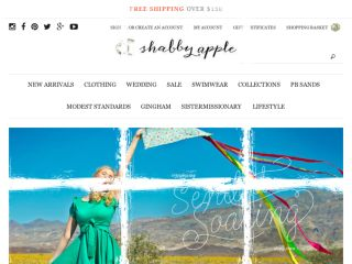 Shop at shabbyapple.com