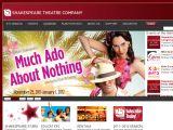 Browse Shakespeare Theatre Company