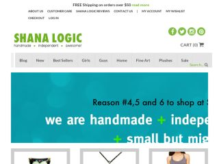 Shop at shanalogic.com