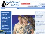 Browse Averill's Sharper Uniforms