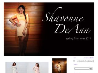 Shop at shavonnedeann.com