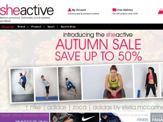 Shop at sheactive.co.uk