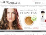 Browse Sheer Miracle Mineral Makeup
