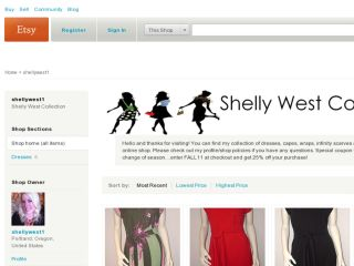 Shop at shellywest1.etsy.com