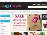 Browse ShoeOcean